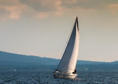 Jachting na Lipne