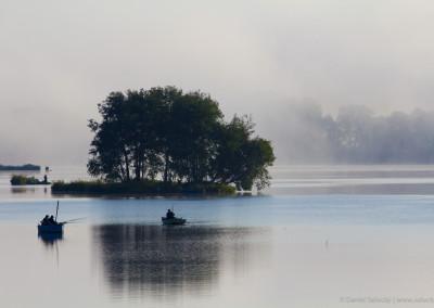 Rybáři na Lipně